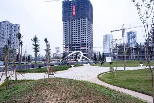 Khu Đoàn Ngoại giao, TP Hà Nội.