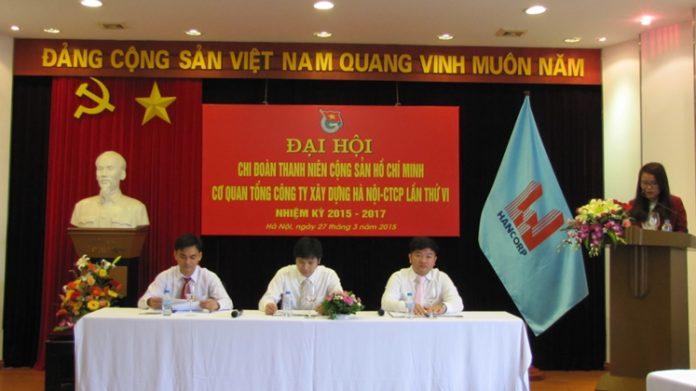 Đại hội Chi đoàn TNCS Hồ Chí Minh Cơ quan khóa VI, nhiệm kỳ 2015-2017.