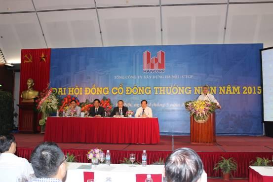 Thứ trưởng Bùi Phạm Khánh đánh giá cao những kết quả đạt được của Hancorp sau thời gian cổ phần hoá.