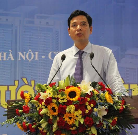 Ông Bùi Xuân Dũng – Bí thư Đảng uỷ, Chủ tịch HĐQT Hancorp khẳng định sẽ cùng Tổng Cty tiếp tục đẩy mạnh, phát triển thương hiệu Hancorp.