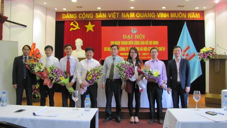 Đại hội Chi đoàn TNCS Hồ Chí Minh Cơ quan khóa VI, nhiệm kỳ 2015-2017. (1)