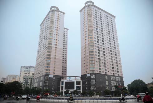 Nhà Quốc Hội và Hội trường Ba Đình mới - một trong những dự án HAN thực hiện.