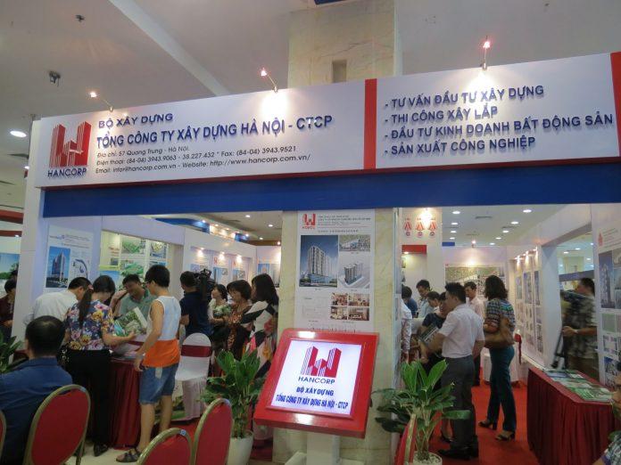 Tổng công ty Xây dựng Hà Nội: Vươn tầm thế giới