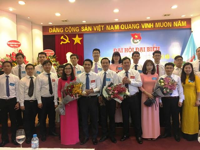 Đại hội Đoàn TCT Xây dựng Hà Nội thành công tốt đẹp
