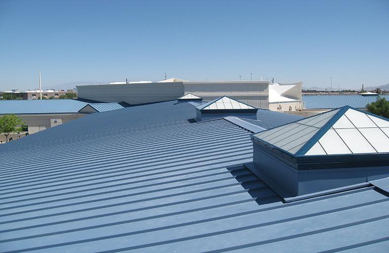 thi công mái tôn nhà xưởng chất lượng cao