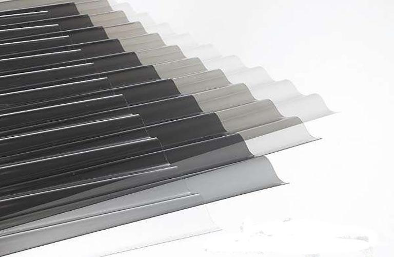 Tấm lợp nhựa polycarbonate dạng sóng tôn